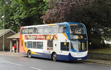 Bude Bus Stagecoach