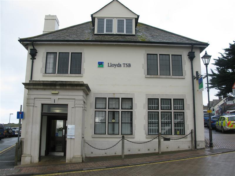 Lloyds TSB Bank PLC Bude