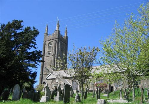 St. Andrew's Church, Stratton