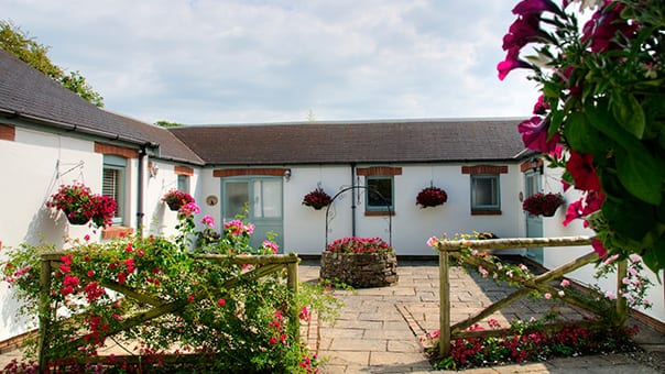 Cormorant Cottage Exterior
