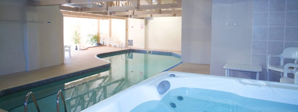 Broomhill Manor Indoor Pool