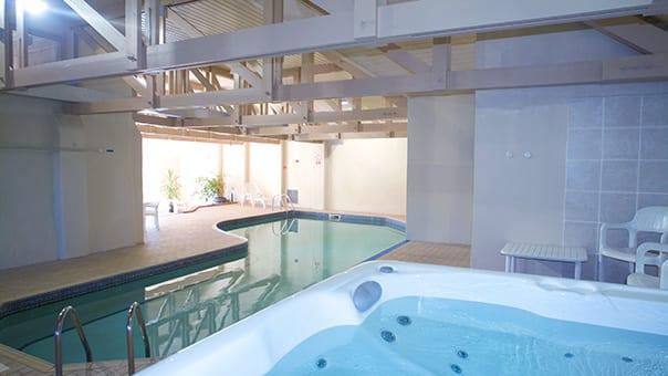 Broomhill Manor Indoor Pool