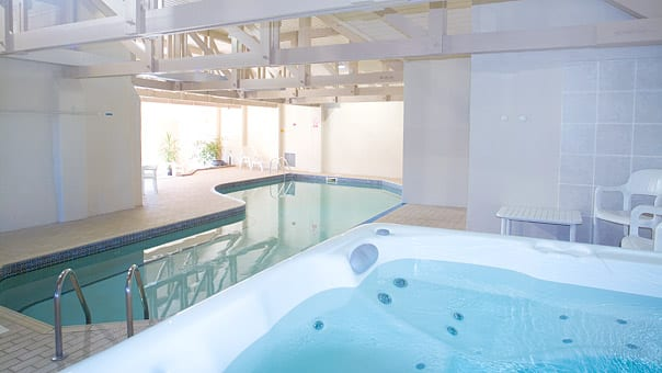 Indoor Swimming Pool Broomhill Manor