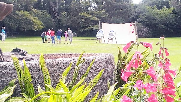 Archery at Broomhill Manor
