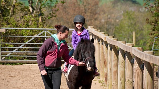 Horse Riding at Broomhill Manor