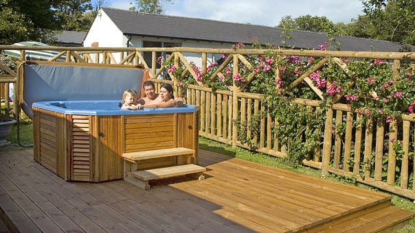 Broomhill Manor Hot Tubs