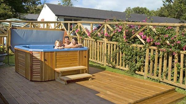 Broomhill Manor Hot Tubs