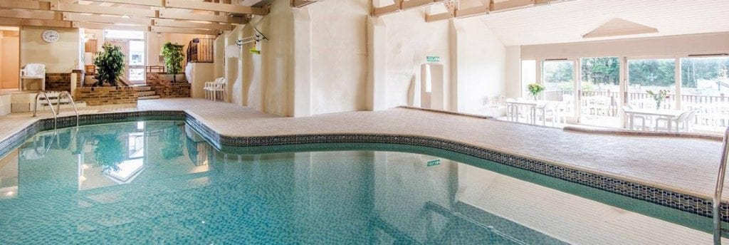 Heated Indoor Pool Broomhill Manor