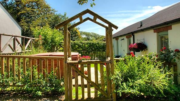 Kingfisher Garden at Broomhill Manor