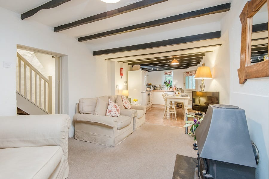 Luxury Family Cottage For 4 Round House Broomhill Manor